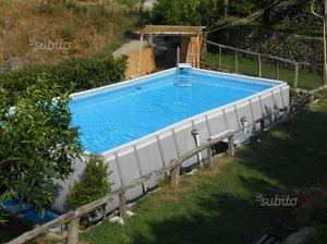 Piscina fuoriterra intex posot class - Piscina intex 549x274x132 ...