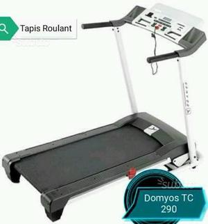 Tapis roulant tc 290 posot class - Tapis roulant decathlon domyos ...