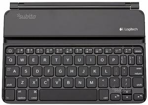 Tastiera Logitech Bluetooth per iPad mini