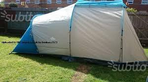 Tenda camping Quechua Arpenaz family 4.1 decathlon