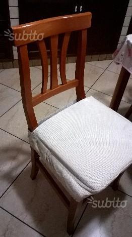 Vendesi mobiletto bianco per cucina o catania posot class for Sedie per salone