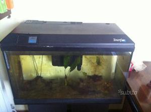 Acquario completo askoll tenerife stilus posot class for Filtro acquario usato