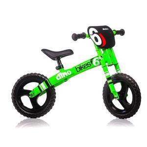 Bicicletta Pedagogica Per Bambino 12� Verde Fluo