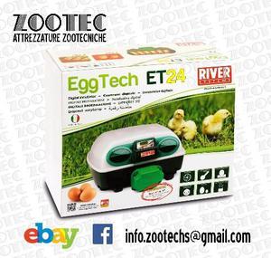 Incubatrice  o 49 uova
