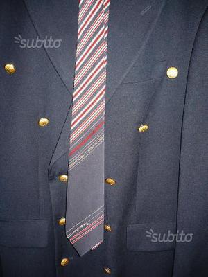 2 Cravatte originali Pierre Cardin e 1 Balenciaga