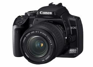 Canon 400d + sigma +accessori