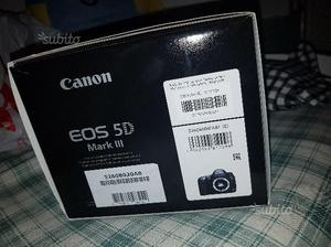 Canon EOS 5D Mark III solo BODY