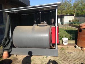 Cisterna Gasolio Usata Omologata Da A L Posot Class