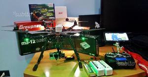 Drone esacottero dji s550
