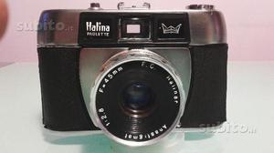 Halina Paulette macchina fotografica