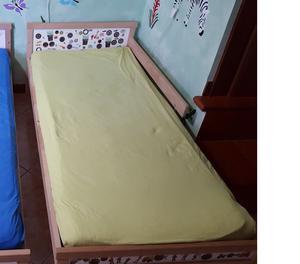 Affare letto 1piazza12 con base a doghe materasso posot - Base a doghe ikea ...