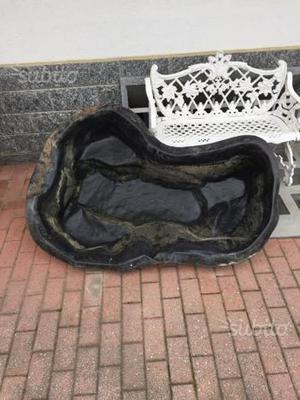 Vasca per laghetto da giardino posot class for Vasca pesci rossi giardino