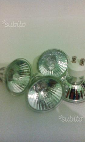 Lampadine alogene 50W