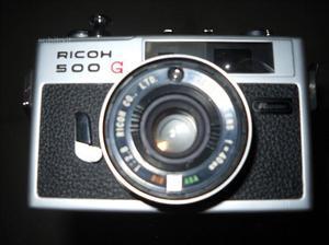 Macchina fotografica RICOH 500 G