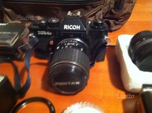 Macchina fotografica RICOH XR-1s + 2 obiettivi, fi