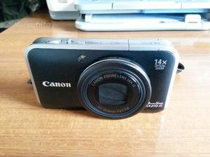 Canon powershot sxis megapixel x zoom ottico posot class for Macchina fotografica compatta