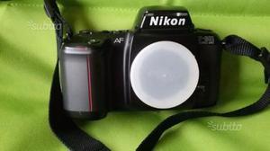 Macchina fotografica nikon f-601