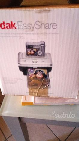 Machina fotografica Kodak con stampante completa