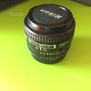 NIKON 50mm 1:1,4