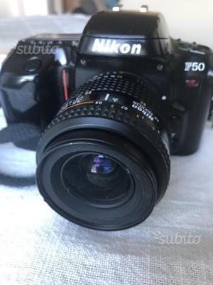 NIKON F 50 Reflex