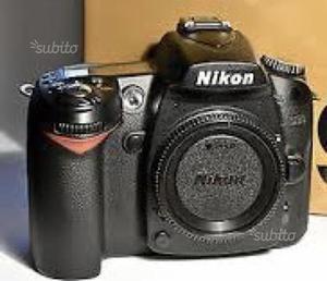 NIKON REFLEX D90 Solo corpo macchina