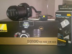 Nikon D LSR Kit obbiettivo  VR