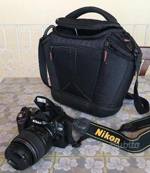 Nikon D60 originale come nuova