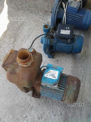 Pompe idrauliche