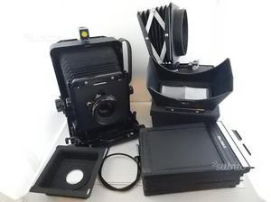 Toyo 45 Folding Schneider 150mm APO + Accessori
