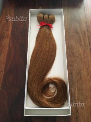 Vendita di extension capelli veri