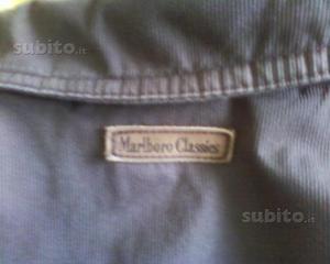 MARLBORO Trench Giubbino Uomo Man jacket MCS