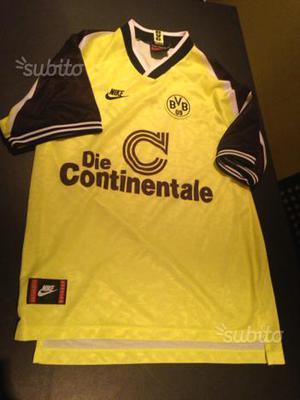 Maglia calcio Borussia Dortmund anni 90 Nike