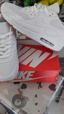 8ccb5afb68727a Nike air max 90 bianca n
