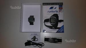 RUNTASTIC RUNGPS1 - Orologio GPS con fascia cardio