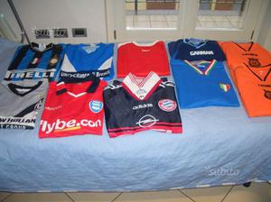 Stock n 20 maglie calcio originali