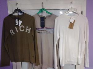 T shirt, magliette, pantaloni, giacche,scarpe
