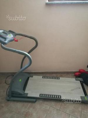 Tapis roulant + cyclette