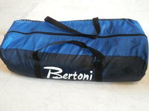 Tenda campeggio Bertoni Giglio 4 - come nuova