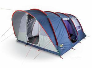 Tenda campeggio Bertoni Tunnel 5 VIP