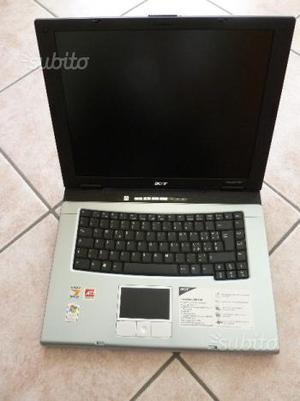 Acer travelmate 292 lmi per pezzi di ricambio
