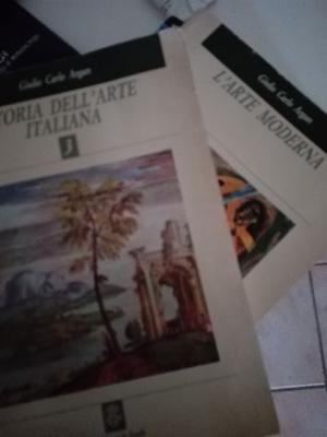 Storia dell39arte italiana argan posot class for Adorno storia dell arte