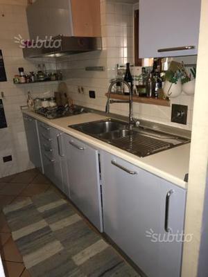 Cucina smeg c6gvxi cappa libera installazione posot class - Cappa cucina usata ...