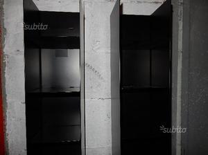 3 pensili a muro da x usati posot class - Portaoggetti da muro ...