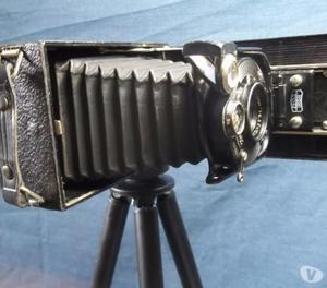Fotocamera a lastre Zeiss Ikon.