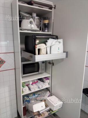 Tastiera estraibile summera ikea nuova posot class - Ikea mobile dispensa ...