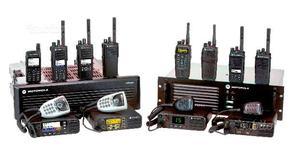 Motorola serie gm dm