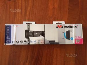 Braccio porta tv da parete meliconi a prezzo  Posot Class