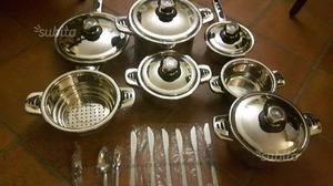 Set pentole cucina Von Stainer