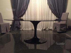 Saarinen imitazione perfetta tavolo e sedie in posot class for Sedie per tavolo tulip