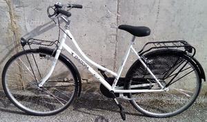 Bici Diadora City Bike Da Donna
